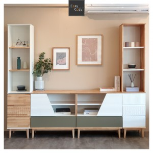 ห้องนั่งเล่น Cabinet 4