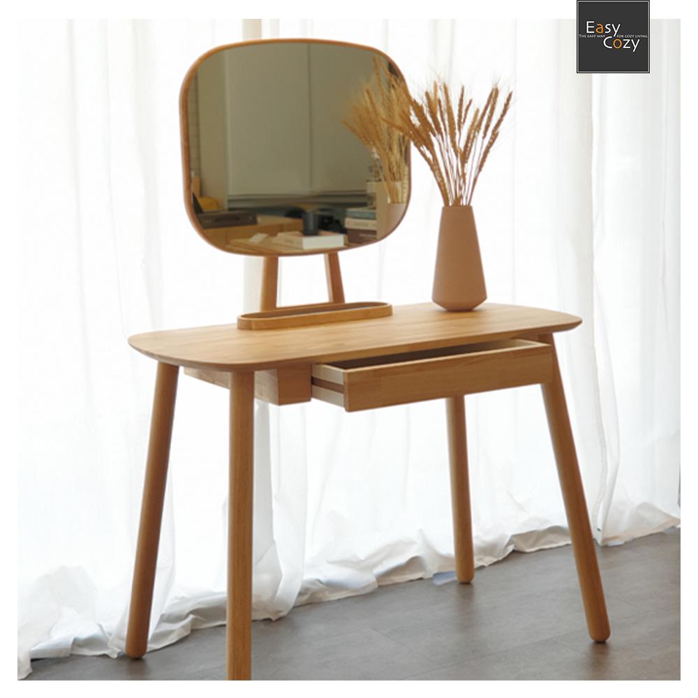 โต๊ะ Pulpy table +กระจก